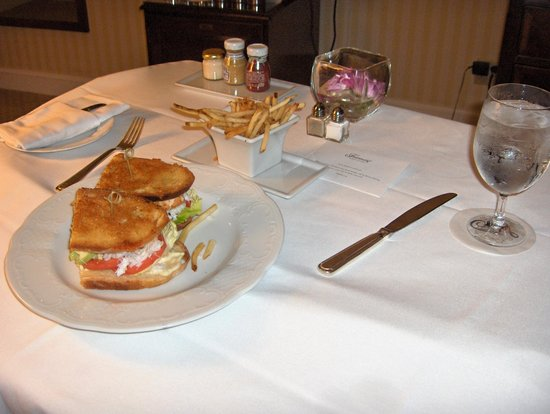 The Fairmont Olympic Seattle : Room service