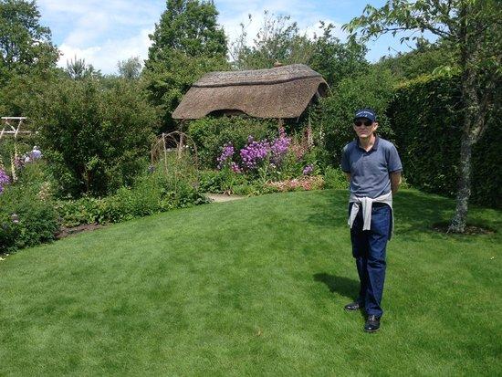 RHS Garden Rosemoor: Cottage garden