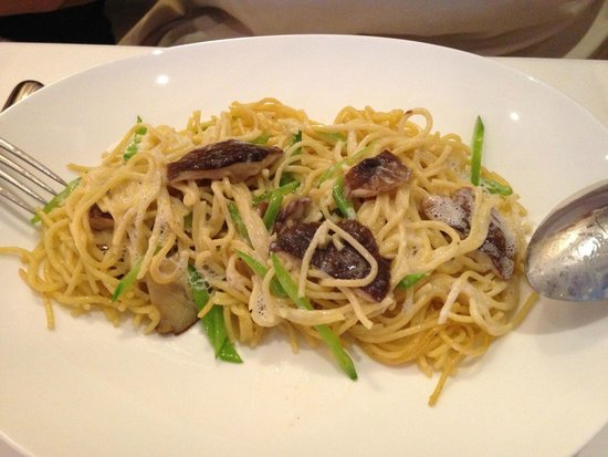 ROEWERS Privathotel - The Spa Concept: Pasta entree