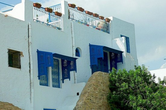 Kasbah of Hammamet: Tunisia: abitazione sulla kasbah