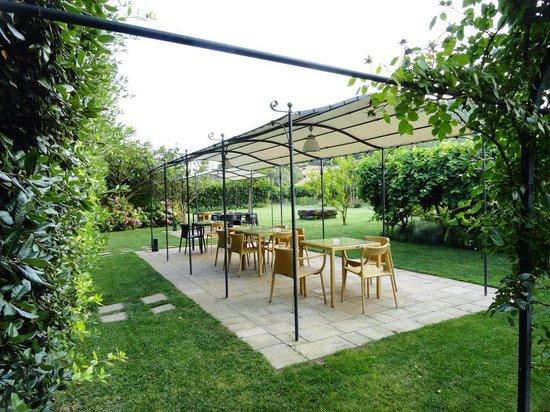 Wine Resort Leda' d'Ittiri: the breakfast site