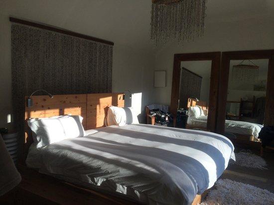 Qambathi Mountain Lodge: Bedroom