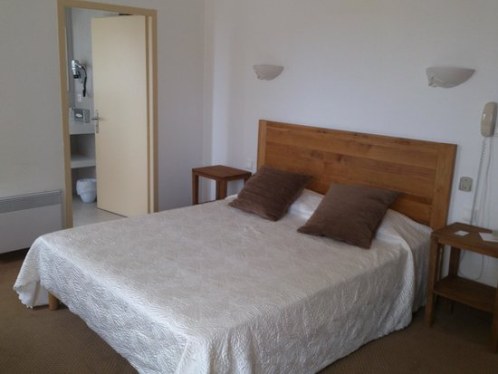 Hotel Le Cottage : chambre 2