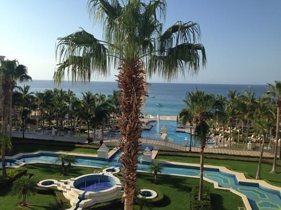 Hotel Riu Palace Cabo San Lucas: vista desde habitación 4061