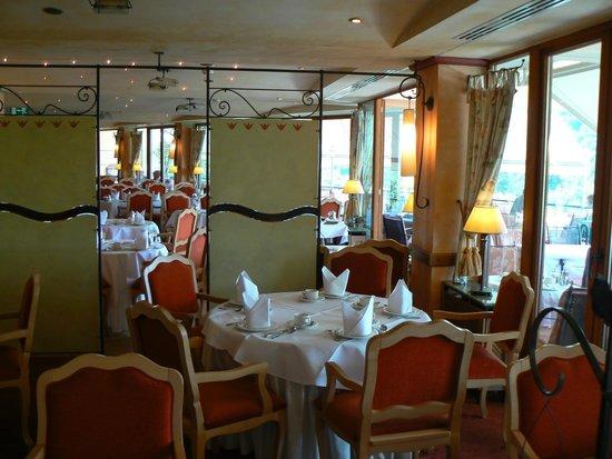 Mercure Hotel Panorama Freiburg: Restaurant