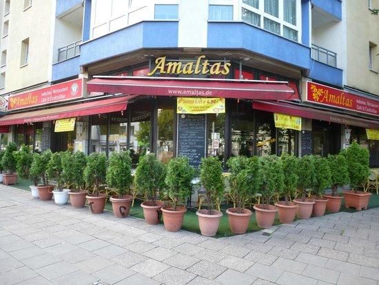 Amaltas: Das Restaurant