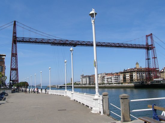 Vizcaya Bridge: Viscaya bridge