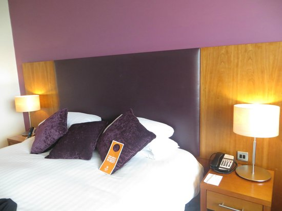 Limerick Strand Hotel : Our hotel room