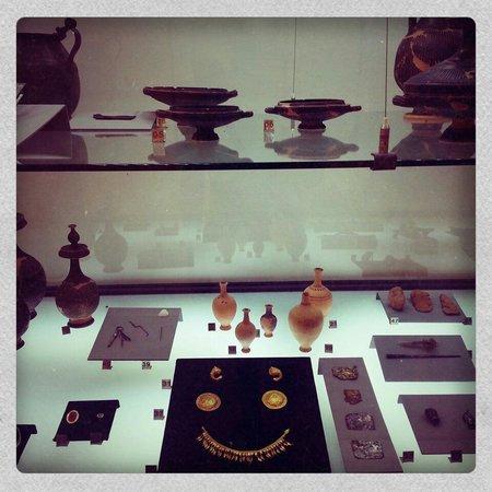 Museo Archeologico Nazionale Marcello Gigante di Volcei