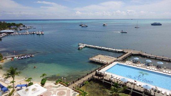 GHL Relax Hotel Sunrise : Vista al mar piso 6!