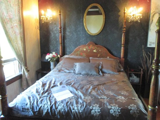 Marketa's Bed and Breakfast: accomodations