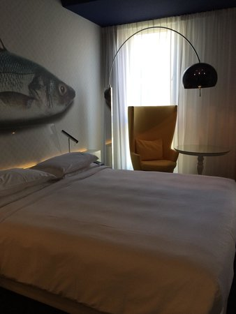 Andaz Amsterdam Prinsengracht: Comfortable bed
