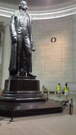 Jefferson Memorial: Captivating