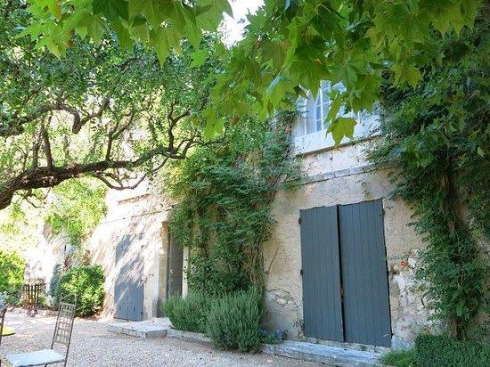 Baumaniere les Baux de Provence: Room