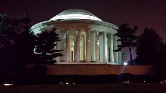 Jefferson Memorial: Beautiful