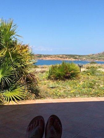 Hotel Relax Torreruja Thalasso & Spa: vue de la terrasse de la 506