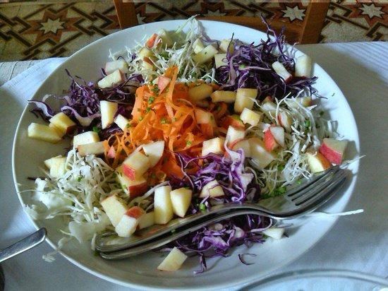 Agriturismo Dongili: Le meravigliose insalate
