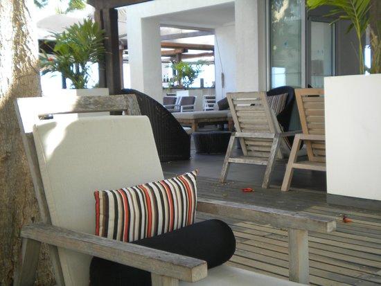 Récif Attitude : salon avec wifi