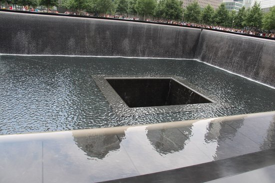 Mémorial du 11-Septembre : Photo du mémorial