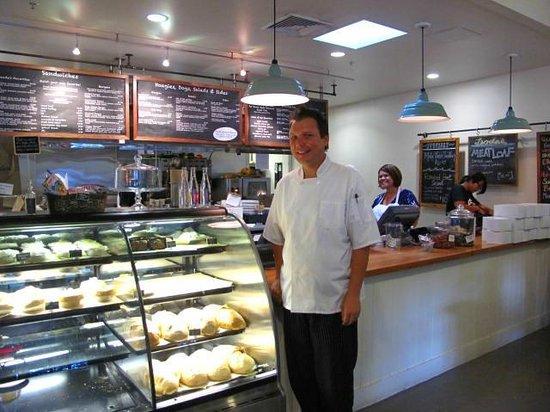 Leoda's Kitchen and Pie Shop: Leoda's chef