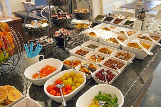 Best Western Euro Hotel: cereals