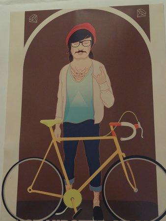 Bauhouse Hostel : Arte en el Bauhouse