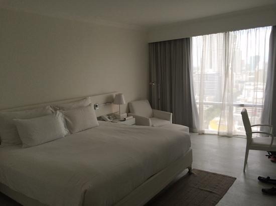 Pullman Bangkok Hotel G: Habitación estandar