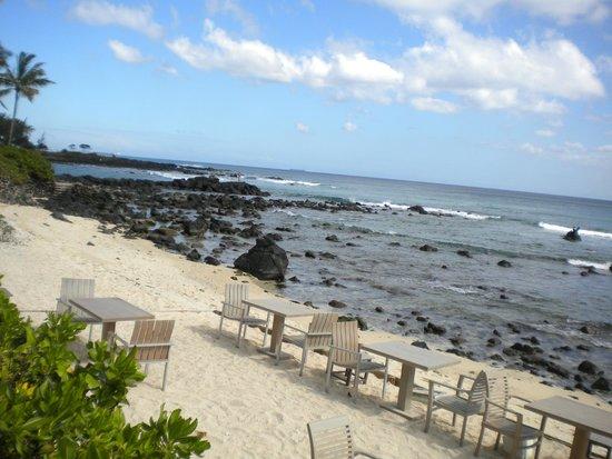 Récif Attitude : restaurant sur la plage