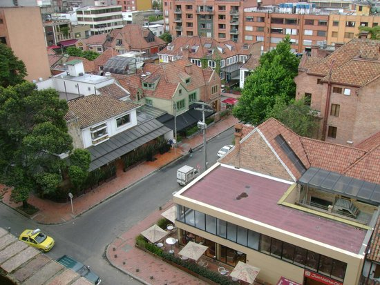 Embassy Suites by Hilton Bogota-Rosales: view