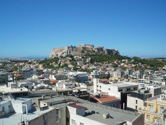 Astor Hotel Athens: Las mejores vistas de Atenas