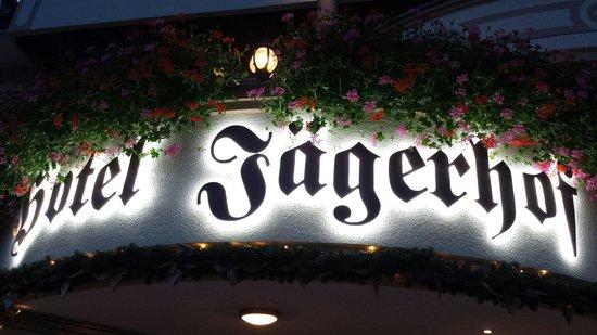 Hotel Jaegerhof: Agosto 2014