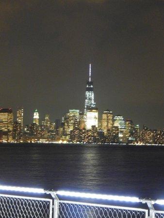 Pier A Park: Manhattan from Hoboken