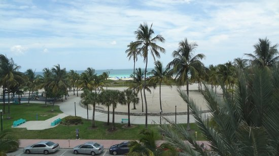 The Tides South Beach: Beach view