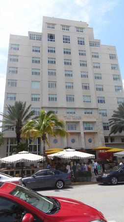 The Tides South Beach : hole hotel