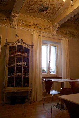 Guesthouse Arosio B&B: Stilvolle Einrichtung im Speisesaal