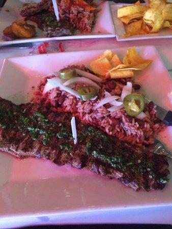 Los Ranchos Steakhouse: My love!