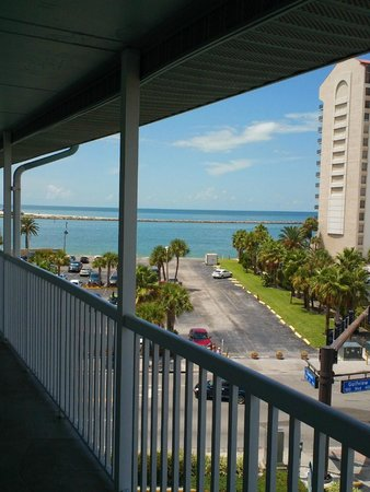 Clearwater Beach Hotel : Gorgeous views