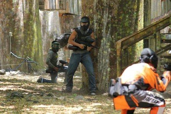 Maui Paintball : Battlefield