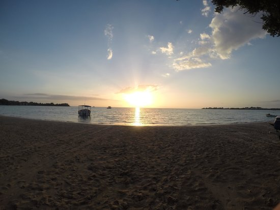 Couples Negril : The sunsets were incredible.