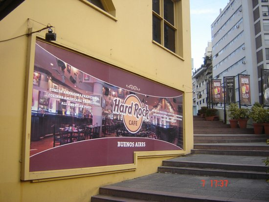 Recoleta: Hard Rock Cafe BA