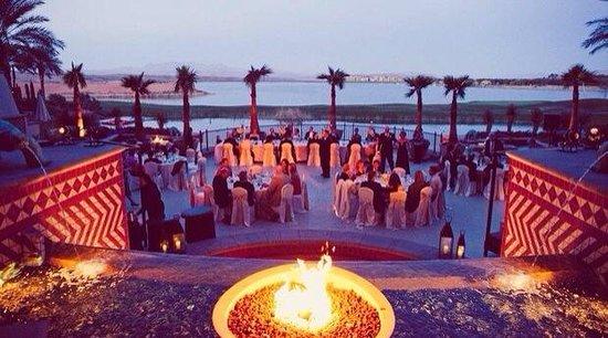 The Westin Lake Las Vegas Resort & Spa: Firepit