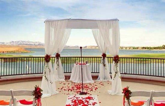 The Westin Lake Las Vegas Resort & Spa: Wedding