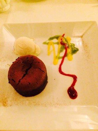 Casa Calvet : Dessert