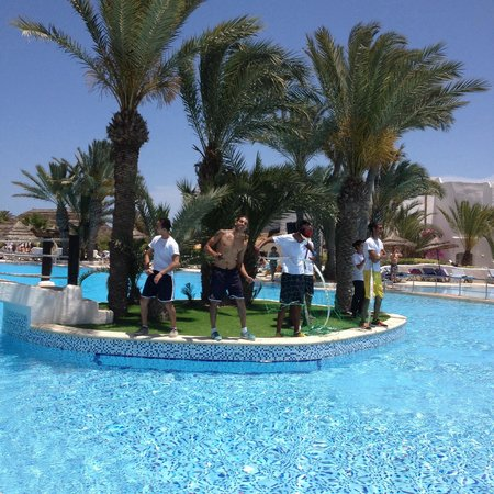 Fiesta Beach Club Djerba : Piscine