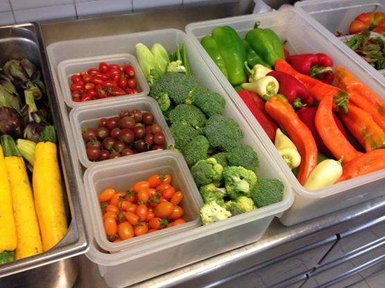 Le Cosi : legumes du marché