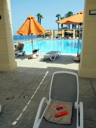 Hilton Malta: Adult pool