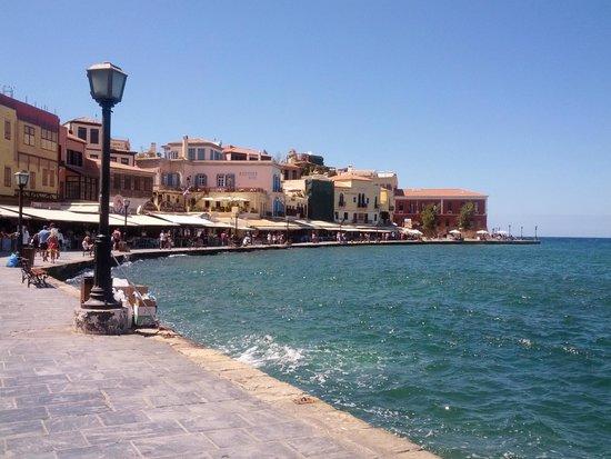 Avra Imperial Beach Resort & Spa : Chania Port vénitien