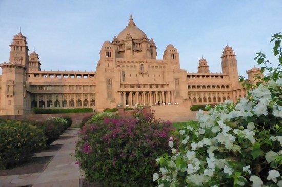 Umaid Bhawan Palace Jodhpur: Palace
