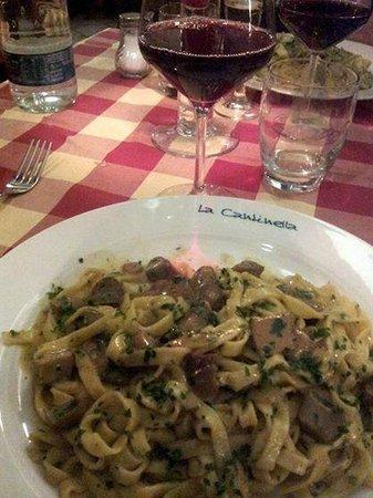 Restaurant La Cantinella: ottime