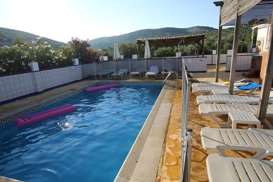 Casa Pino Solo: View of pool with optional child guard